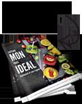 eBook « J'atteins mon poids idéal, facilement et sans régime »