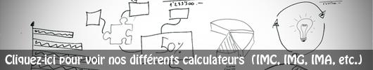 Nos autres calculateurs de poids idéaux théoriques