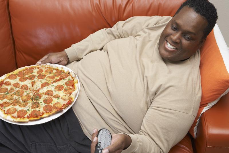 obésité et malbouffe