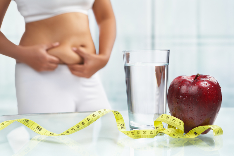 perte de poids poids idéal