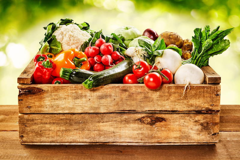 Le régime végétarien consiste à éliminer de son alimentation la chair animale
