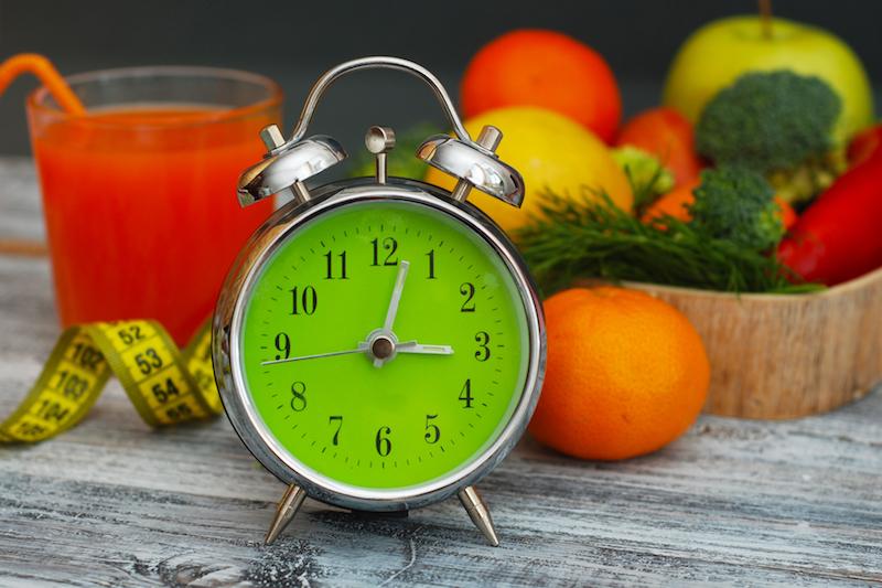 les principes de la chrononutrition