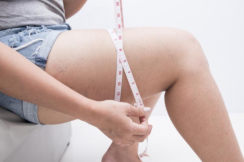 comment perdre du poids en haut de vos cuisses