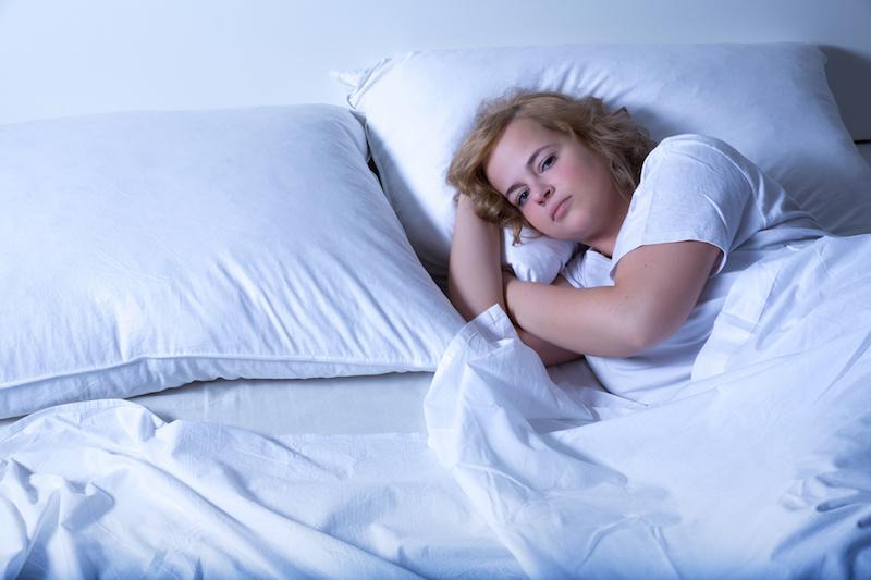 la manque de sommeil est une conséquence du surpoids