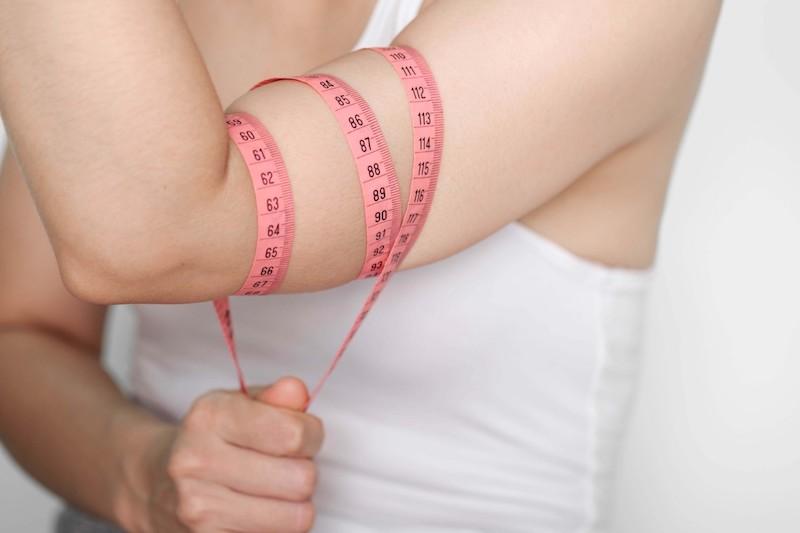 Comment maigrir des bras pour une femme   - CalculerSonIMC 0ceab297747