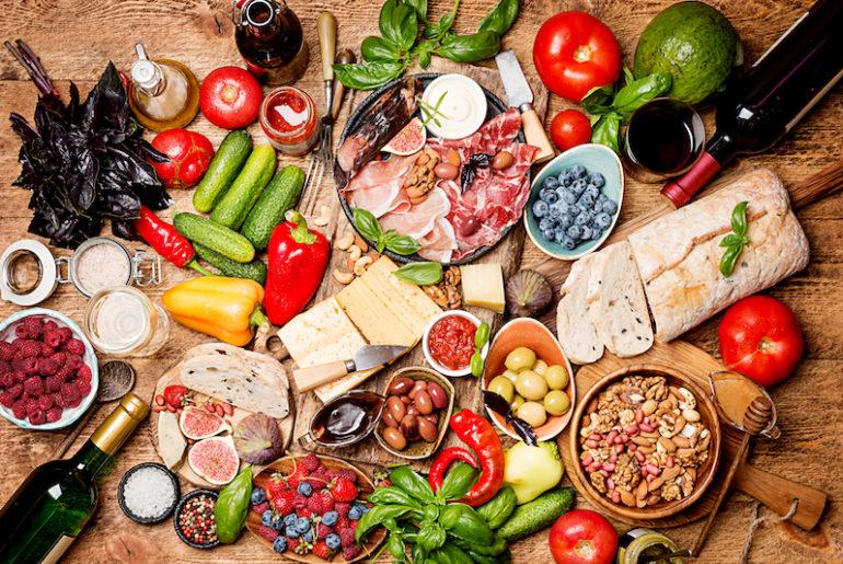 l'importance de manger varié