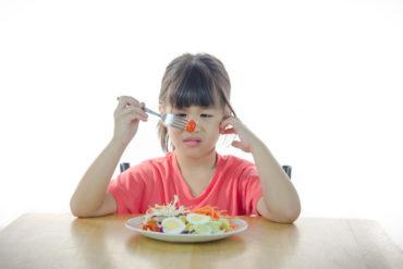comment faire aimer les fruits et légumes à un enfant