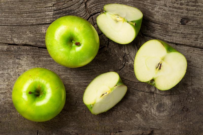la pomme est un aliment brûleur de graisse