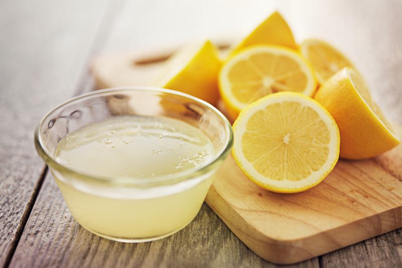 le citron aide à brûler la graisse abdominale