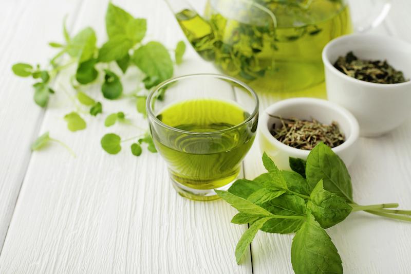 le thé vert est utile pour avoir un ventre plat