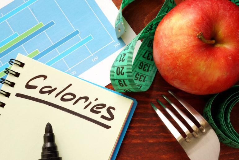 calories pleines