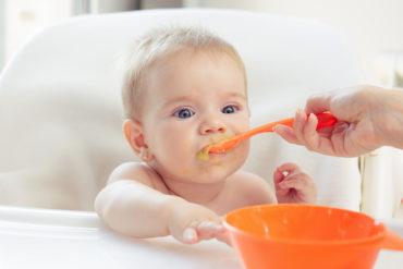 l'alimentation des bébés