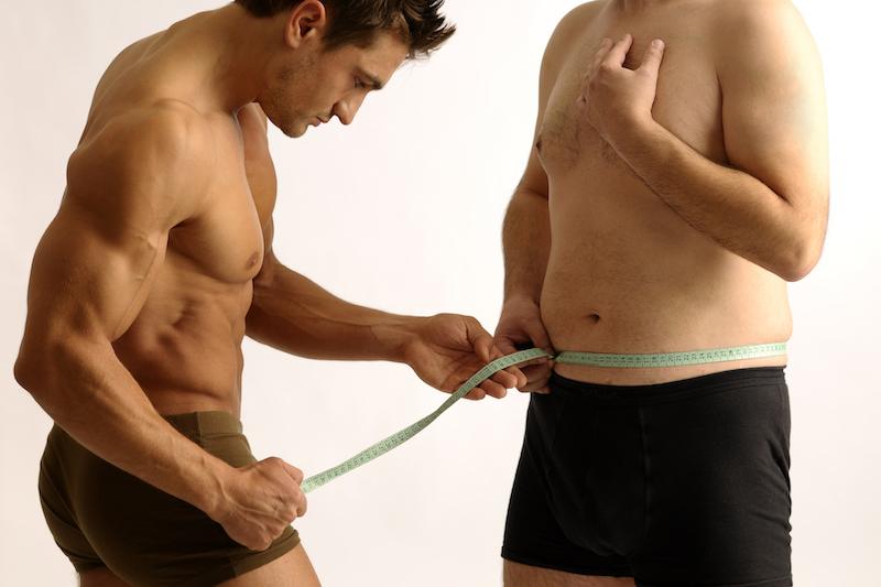 comment perdre la graisse corporelle et gagner du muscle
