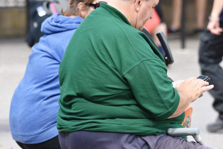 hausse de l'obésité dans le monde