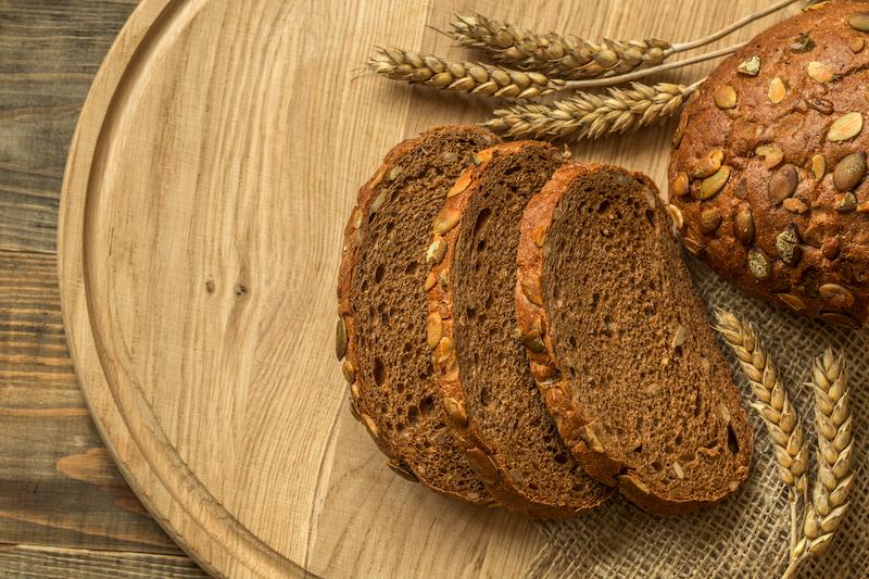 le pain contient des fibres alimentaires