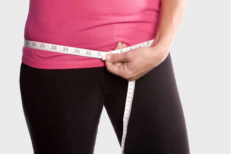 comment réduire la graisse sur le haut du dos