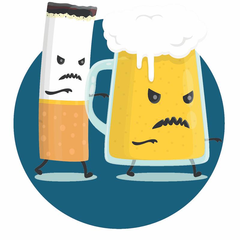 se débarrasser des mauvaises habitudes