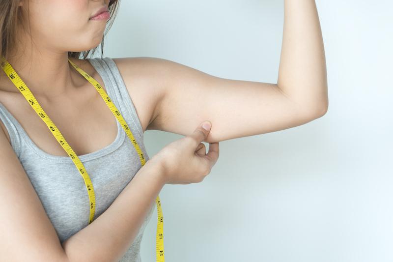 Comment maigrir des bras sans sport   - CalculerSonIMC c4a131ad7be