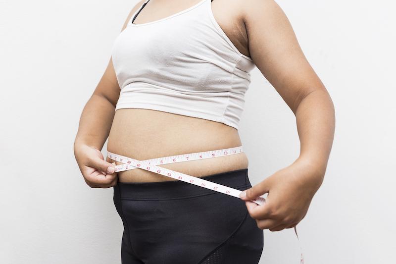 perte de poids après 65 ans