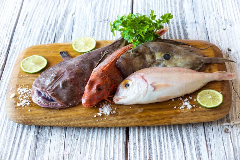 avantages de consommer des poissons maigres