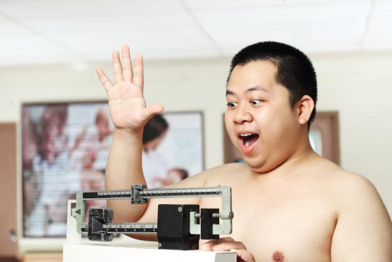 grosse perte de poids sans chirurgie