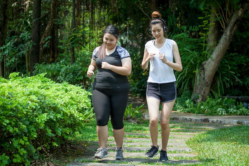 le régime sportif pour une grosse perte de poids