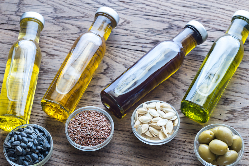 les huiles vegetales pour maigrir
