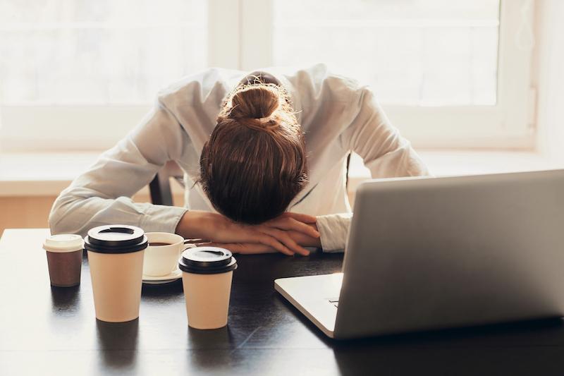 manque de sommeil et prise de poids