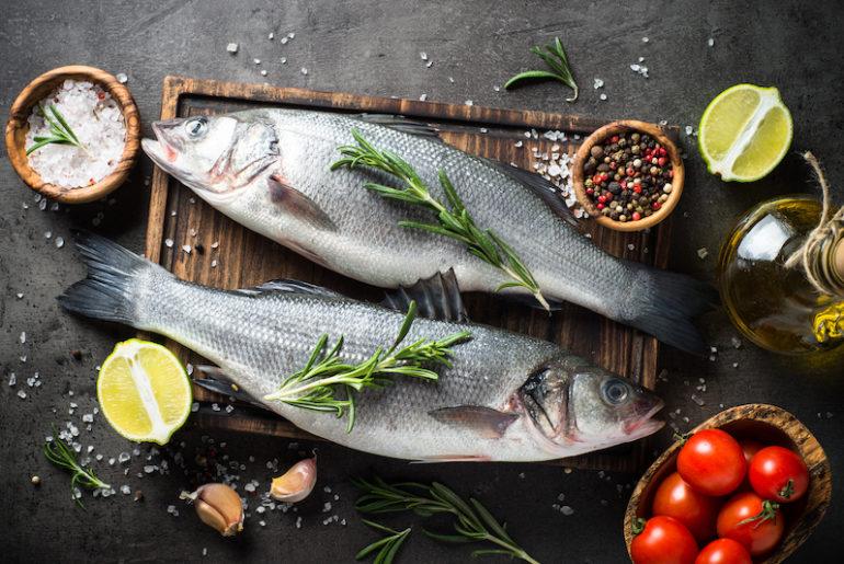 poissons maigres pour un régime