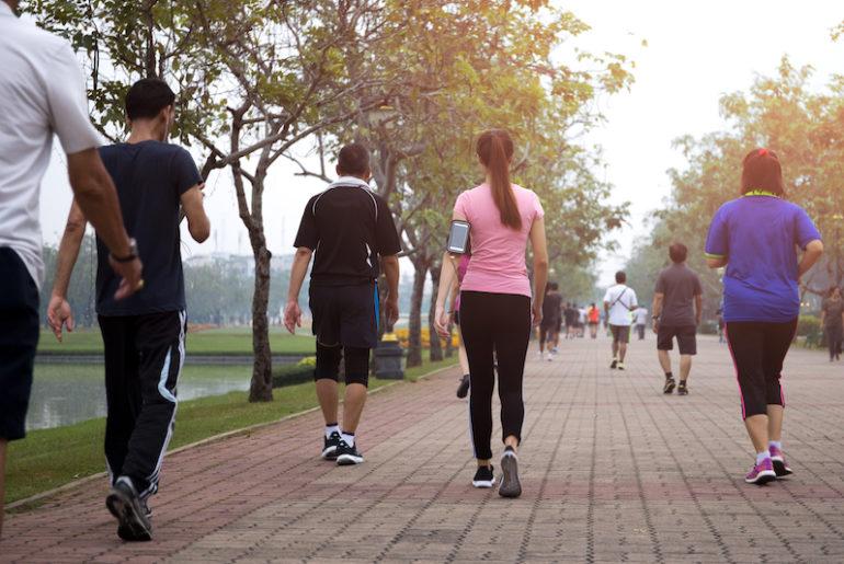 10 000 pas par jour pour etre en bonne santé