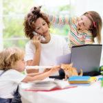occuper les enfants à la maison