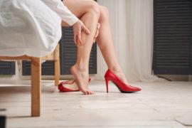remède contre les jambes lourdes