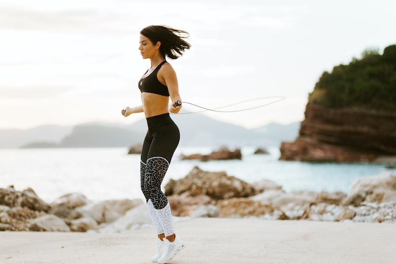 corde à sauter maigrir bienfaits