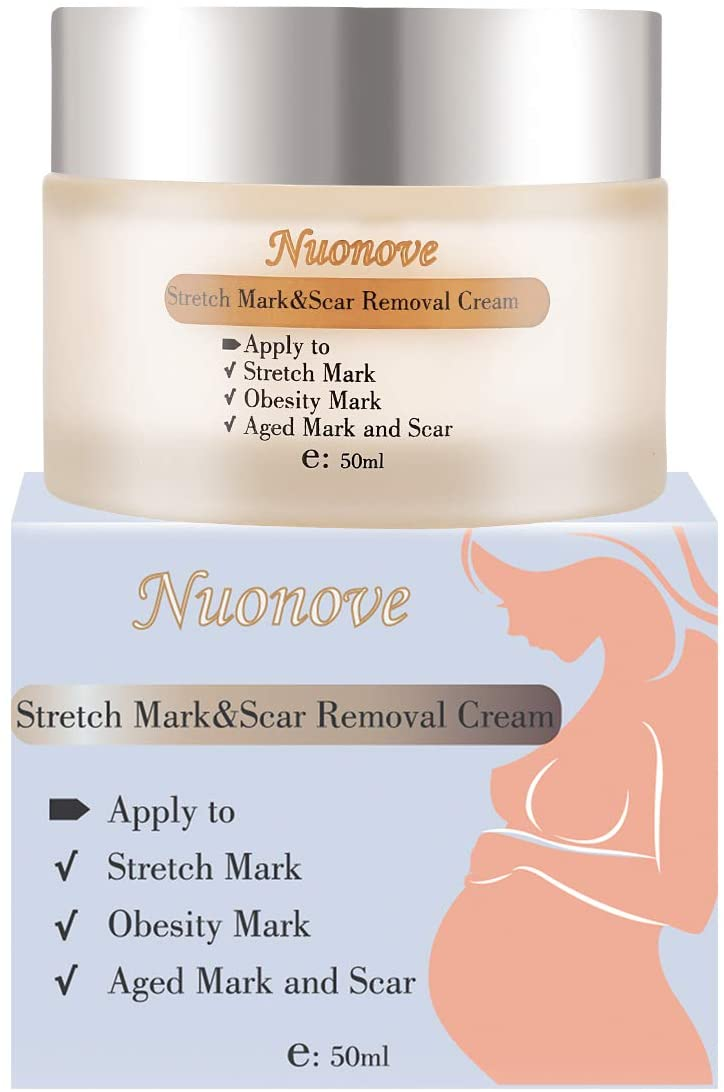 stretch mark and scar removal cream nuonove