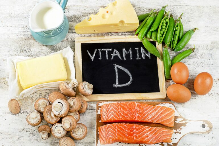 vitamine-D-aliments